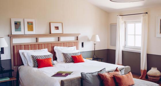 Hôtel Crillon le Brave - Chambre Prestige Ventoux