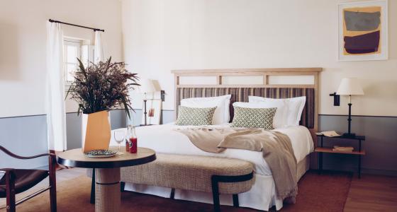 Hotel Crillon Le Brave - Deluxe Suite